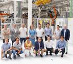 Volkswagen Navarra recibe la confirmación para un tercer modelo, que empezará a fabricar en 2021