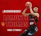 El base Lamonte Thomas refuerza con experiencia al Basket Navarra