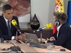 Sánchez culpa a Iglesias de romper la negociación con la consulta de Podemos