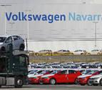 """VW Navarra fabricará un tercer modelo en 2021 que """"garantiza"""" sus 4.900 empleos"""
