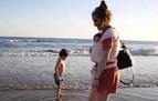 Verdeliss muestra las primeras vacaciones de su hija Miren