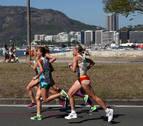 La maratoniana Estela Navascués, ante los Juegos Olímpicos de Tokio 2020