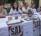 Degustaciones y pastoreo en 'La Fiesta de la Sal' de Salinas de Oro