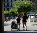 Retraso en el cobro de las prestaciones de maternidad y paternidad en Navarra