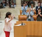 Chivite acudirá a la toma de posesión de Concha Andreu como presidenta de La Rioja