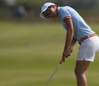 Carlota Ciganda, una golfista sin techo