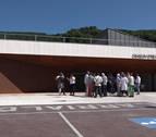 Entra en funcionamiento el nuevo centro de salud de Santesteban