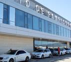 La villavesa al aeropuerto será sustituida desde agosto por un servicio de taxi a 0,70 euros