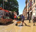 La inundación de la Zona Media ocasiona ya 1.710 solicitudes de indemnización al Consorcio
