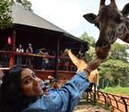 Andrea Bravo, un verano en Nairobi