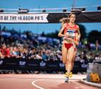 La atleta navarra Maitane Melero no tiene techo
