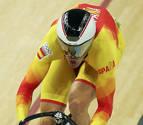 El pistard navarro Juan Peralta, a por el triplete en unas Olimpiadas