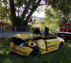 Tres jóvenes muertos y otros tres heridos en un accidente de tráfico en Salamanca
