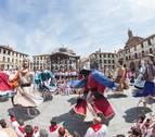 La gigantada de Tudela reunirá a 88 figuras el sábado 27