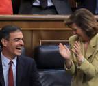 Carmen Calvo, sobre Podemos: