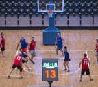 El Arena se prepara para recibir a la selección española de baloncesto