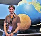 Un navarro logra medir tormentas en las antípodas de Marte