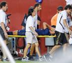 Asensio se rompe el ligamento cruzado y el menisco externo de la rodilla izquierda