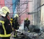 La comisión de bomberos critica el
