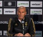 Zidane confirma la negociación por Ceballos y advierte que