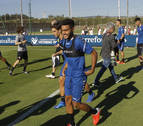 Otegui ya está en Soria y Osasuna podrá recuperarlo en enero