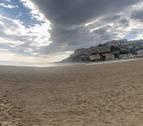 Fallece ahogada una mujer de 82 años en una playa de Peñíscola