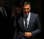 Sánchez llamará a los líderes de PP, Cs y Podemos