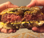 Receta de verano: carne con mahonesa de trufa y olé