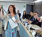Burlada aprueba subir el sueldo de la alcaldesa Ana Góngora