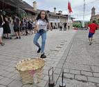 Vino y deporte rural para unir Bakaiku