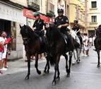 Una denuncia por agresión sexual en el segundo día de fiestas de Tudela