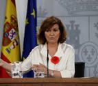 Calvo da por cerrada la vía de la coalición con Podemos y pide mover ficha a la oposición