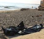 Hasta 150 migrantes podrían haber muerto en un naufragio frente a la costa de Libia