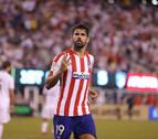 Diego Costa completa su salida del Atlético de Madrid