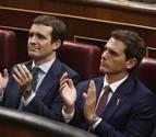 El PP contrata a Albert Rivera para recurrir la ley catalana de alquileres