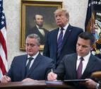 EE UU y Guatemala firman un acuerdo que restringirá las peticiones de asilo