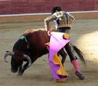 Triunfo triple para Finito de Córdoba, Toñete y López Simón en Tudela