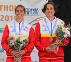 Amaia Osaba logra su quinta medalla europea