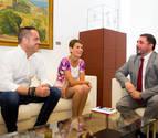 Hualde convoca este lunes una segunda ronda de consultas para la investidura de Chivite