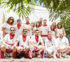 El periodista Mikel Arilla recibe el Quiosco de Oro en fiestas de Tudela