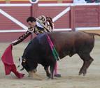 Finito de Córdoba, premio  a la mejor faena de la feria de Tudela