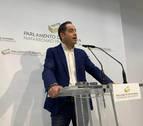 Alzórriz defiende las negociaciones del PSOE con ERC