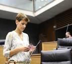 Chivite afronta el jueves la primera sesión de investidura, que será fallida