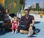 El verano con hijos, un 'tetris' familiar