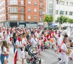 Las fiestas de los más pequeños de Tudela