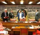 Toni Magdaleno, elegido presidente de la Comisión Constitucional del Senado