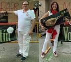 Mariano Belloso y Esperanza Suberviola, Gorrines de Tudela 2019