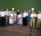 Cascante homenajea a siete vecinos que cumplen 90 años