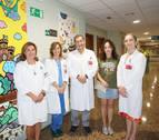 Acciones por un hospital más amable en Tudela