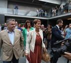Resumen del discurso de María Chivite en el Parlamento de Navarra